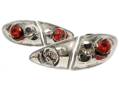 Zadnje svetlo Alfa Romeo 01-04 Prozirno staklo / hrom