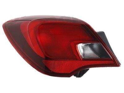 Zadnje svetlo Opel Corsa E 15-, spoljašnje, 5V