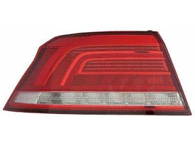 Zadnje svetlo Volkswagen Passat 14-, spoljašnja, limuzina