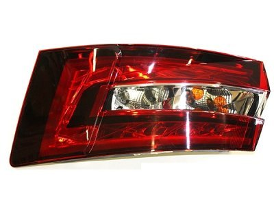 Zadnje svjetlo 69D287-X - Škoda Superb Active, Sedan 15-, vanjska