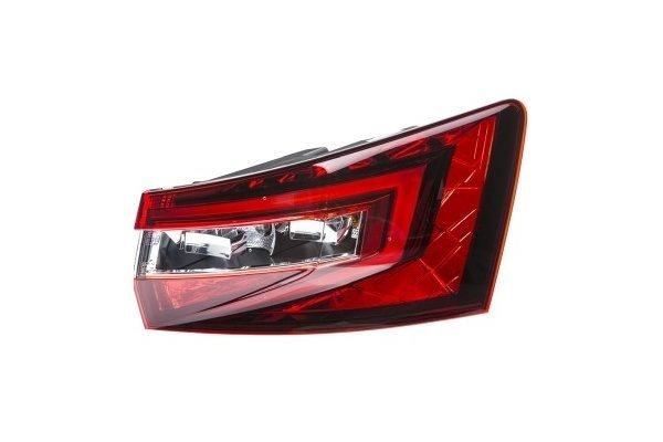 Zadnje svjetlo 69D2872X - Škoda Superb Active, Estate 15-, vanjska