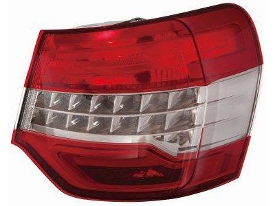 Zadnje svjetlo Citroen C5 10-