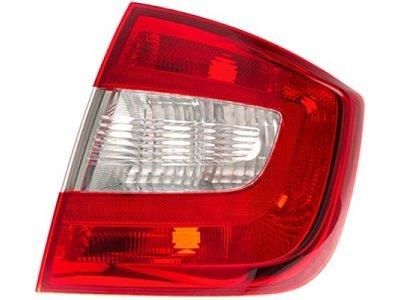 Zadnje svjetlo Škoda Rapid 12-