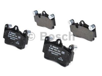 Zadnje zavorne obloge BS0986424741 - Audi Q7 05-15