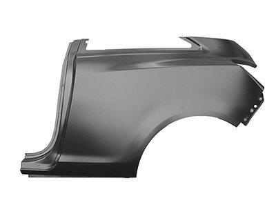 Zadnji bokovi Opel Corsa D 06- 3VR