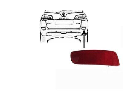Zadnji odsevnik Renault Koleos 08-