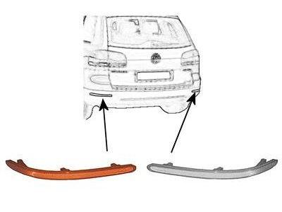 Zadnji odsevnik Volkswagen Touareg -07