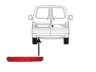 Zadnji reflektor Volkswagen Transporter (T5) 03-