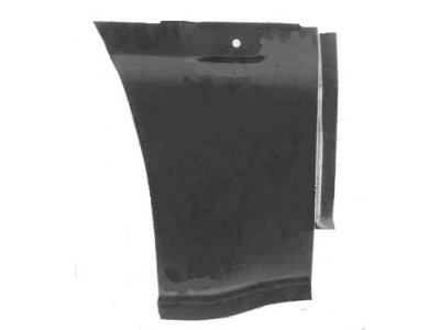 Zadnji rob Renault Master 98-03, 3078mm