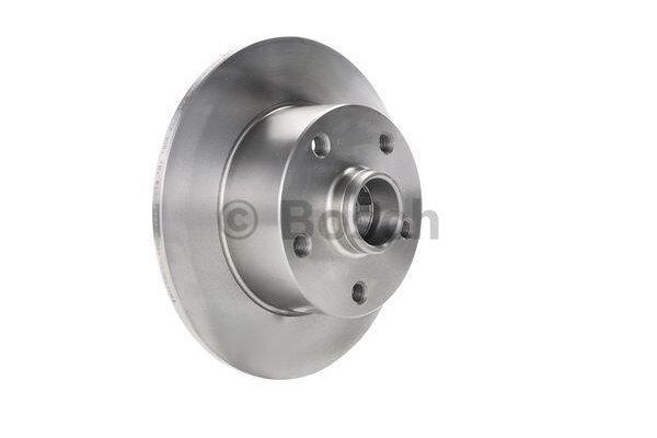 Zadnji zavorni diski 0986478759 - Audi A4 94-00