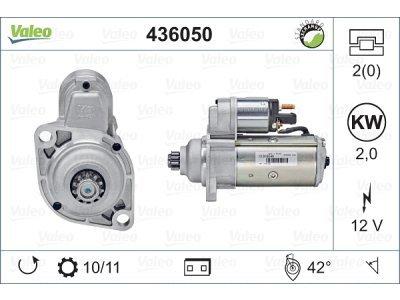 Zaganjač Audi A2 00-05