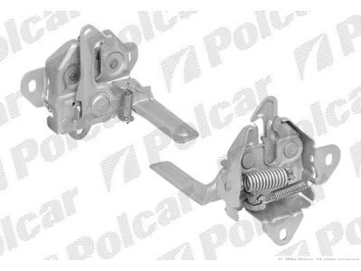 Zaklepanje pokrova motorja Suzuki Swift 05-