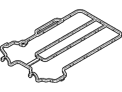 Zaptivač poklopca ventila Opel Corsa, 00-10