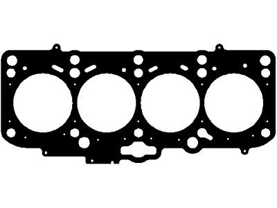Zaptivka glave motora Audi, Dodge, Mitsubishi, Volkswagen , 1Z, 1.55 mm