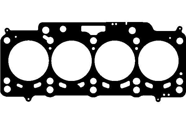 Zaptivka glave motora Audi, Seat, Škoda, Volkswagen , 2Z, 1.63 mm