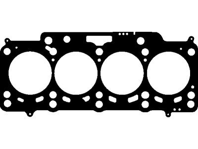 Zaptivka glave motora Audi, Seat, Škoda, Volkswagen , 3Z, 1.71 mm