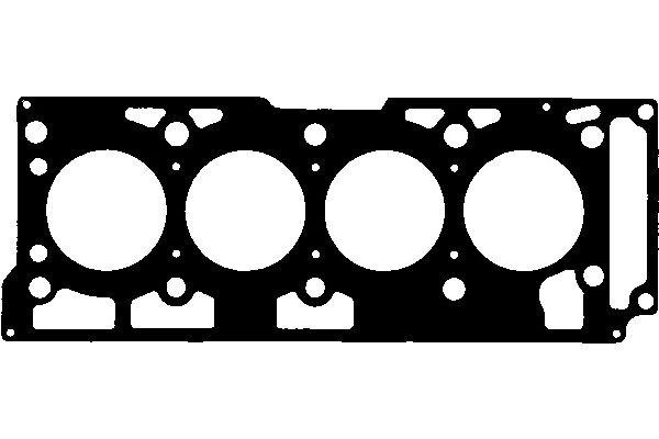 Zaptivka glave motora Ford Ka 96-09, 0.35 mm