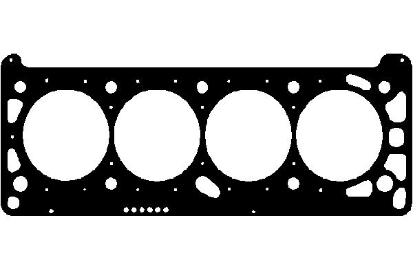 Zaptivka glave motora Opel Vectra 95-05 0.45 mm