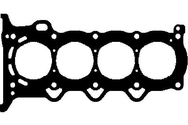 Zaptivka glave motora Toyota Yaris 99-09, 0.5 mm