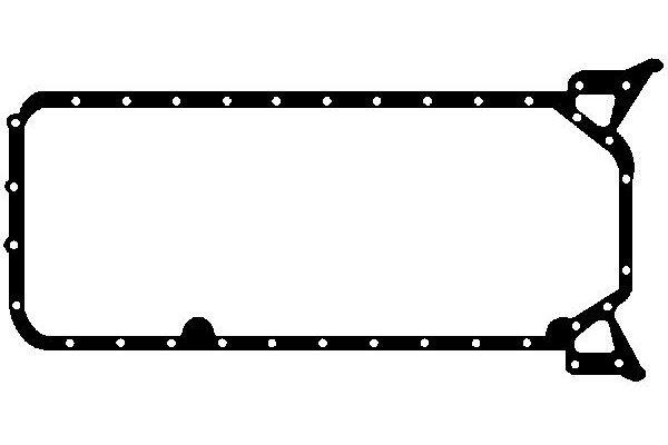 Zaptivka posude za ulje Mercedes-Benz Vario 96-; 0,5mm