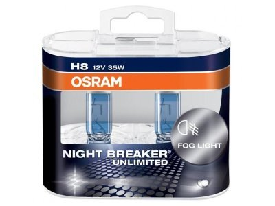 Žarlja, Osram night breaker unlimited, H8