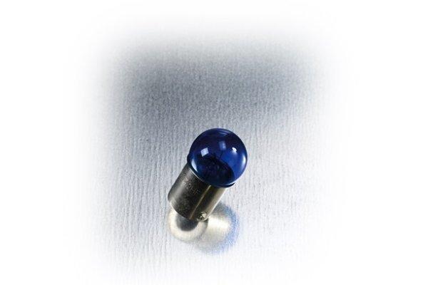 Žarnica Bottari, 12V-10W, BA15S, modra