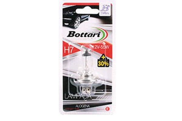 Žarnica Bottari, 12V-55W, H7, 30%