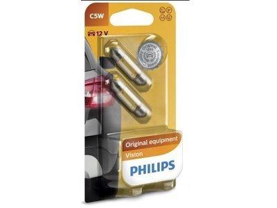 Žarnica C5W Philips 12V - PH12844B2 (2 kosa)