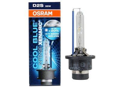 Žarnica (cool blue) D2S 12/24V 35W OSRAM