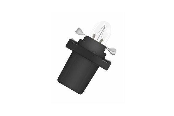Žarnica (črno ohišje) 1W Bx8,5d 10 kosov
