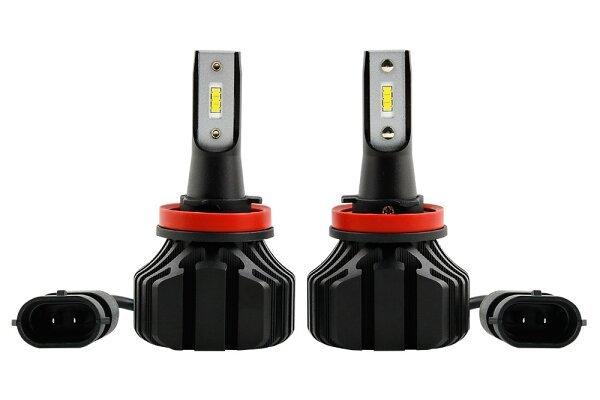 Žarnica H11 LED, 3000-6500K, 20W, Eco-friendly, 2 kosa