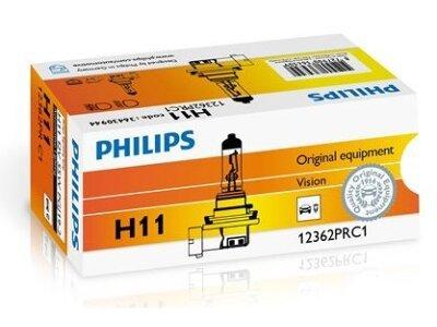 Žarnica H11 Philips Vision - PH12362PRC1