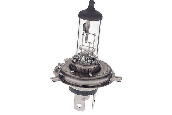 Žarnica H4 12V/55W P43t, 50% več svetilnosti Hella