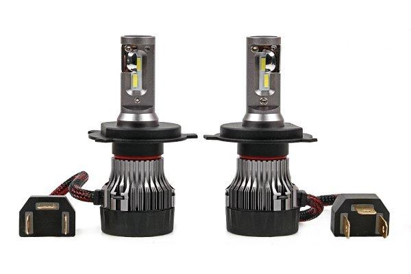 Žarnica H4 LED, 6500K, 60W, 9-32V, 2 kosa, TY model