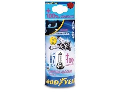 Žarnica H7 12V-55W Goodyear, 77015, dva kosa