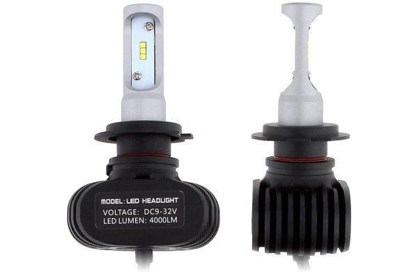 Žarnica H7 LED, 6000-6500K, 25W, 2 kosa, CSP čipovje