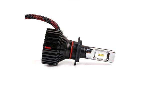 Žarnica H7 LED, 6500K, 60W, 9-32V, 2 kosa, 8 LED, PREMIUM