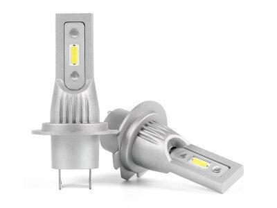 Žarnica H7-V9, LED, E-mark / DOT certifikat, 6500K, 1500Lm, 2 kosa