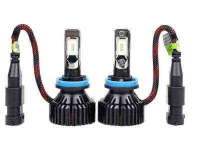 Žarnica H8 LED, 6500K, 60W, 9-32V, 2 kosa, 8 LED, PREMIUM