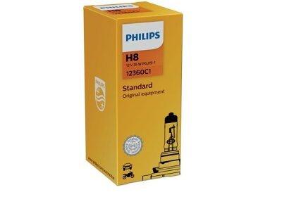 Žarnica H8 Philips - PH12360C1
