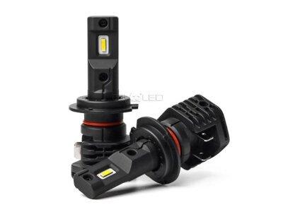Žarnica LED H7 M4, 6500K, 1600 Lm, 2 kosa