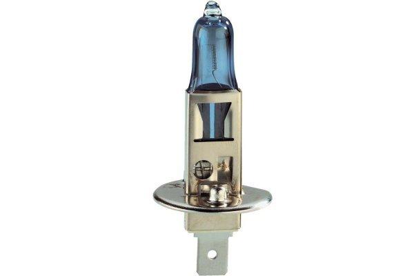 Žarnica (modra) H1 55W/12V P14.5s, 20% večja svetilnost