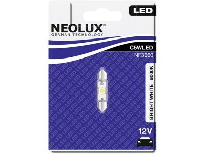 Žarnica, Neolux, C5W LED