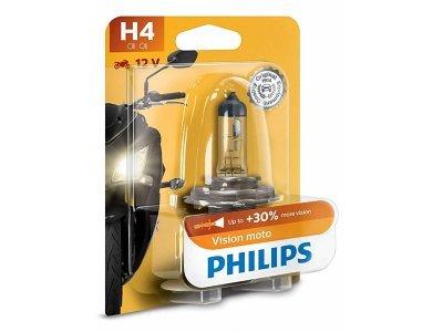 Žarnica Philips H4 Vision Moto - PH12342PRBW