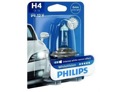 Žarnica Philips H4 WhiteVision - PH12342WHVB1