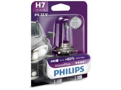 Žarnica Philips H7 VisionPlus - PH12972VPB1