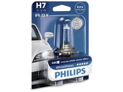 Žarnica Philips H7 WhiteVision - PH12972WHVB1
