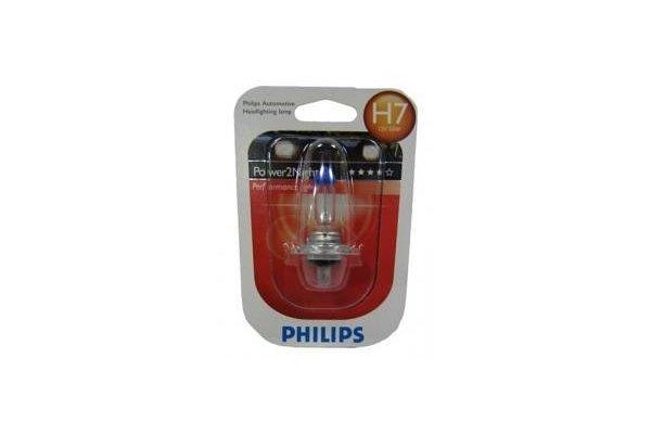 Žarnica Philips Power2Night 12V H7 55W GT150