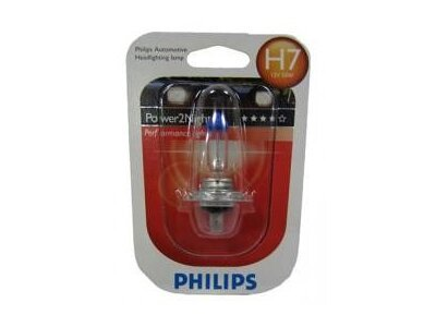 Žarnica Philips Power2Night 12V H7 55W GT150