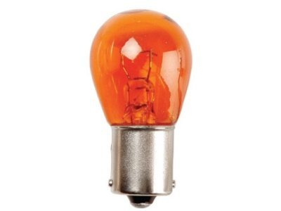 Žarnica (rumena) P1W, 12/21W BAU15s Magneti Marelli